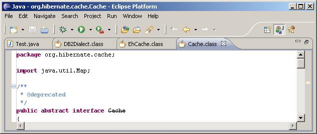 《Java的返编译工具》