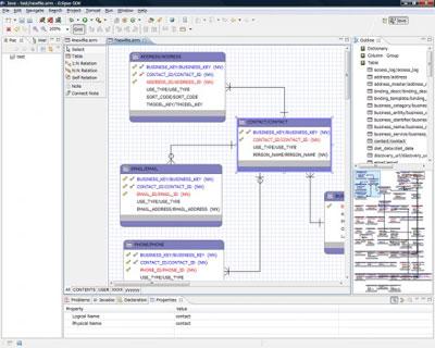 ER模型插件 ERMaster