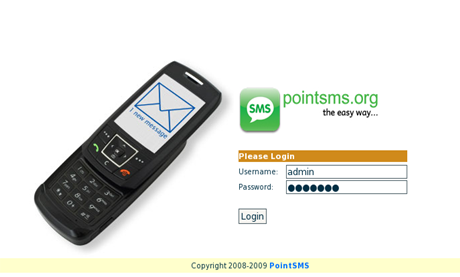 PointSMS