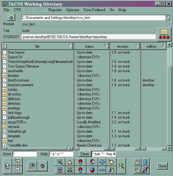 —— 回馈社会的开源技术发布于 4个月前 cvs和svn的可视化界面图片