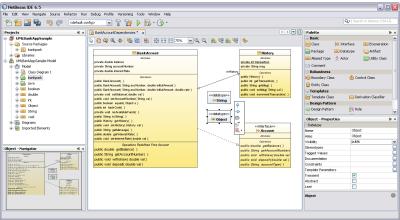 Netbeans UML Plugin