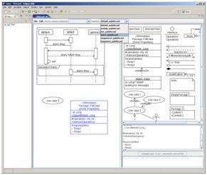 UML建模工具 UMLet