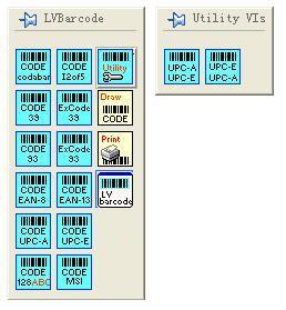 LVBarcode