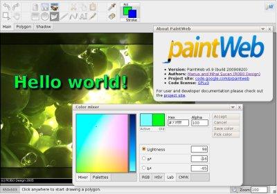 PaintWeb