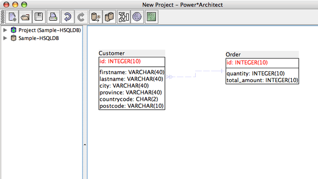 SQL Power Architect