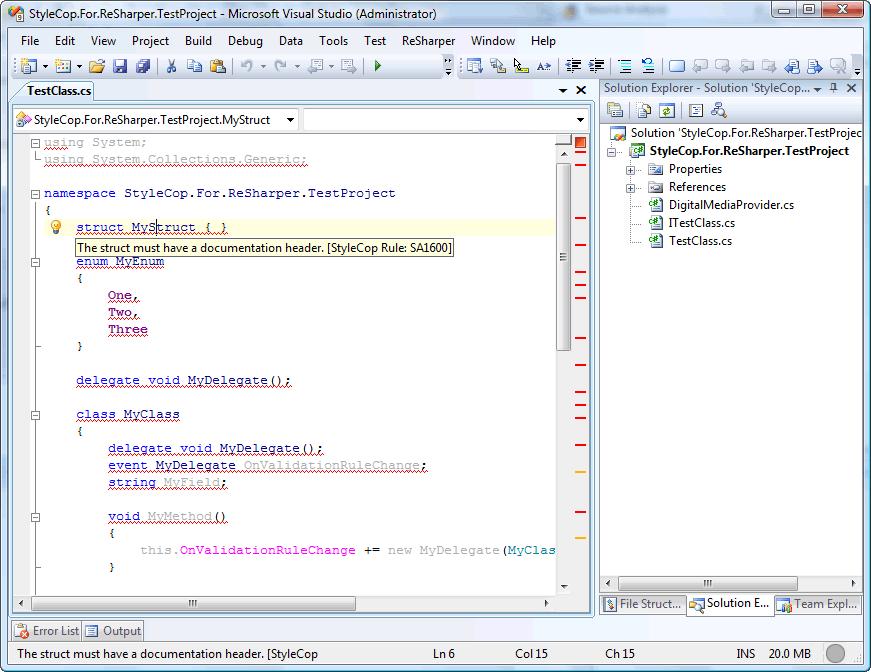 resharper 7.1.3