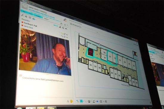 微软下一代企业版Messenger预览
