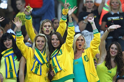 Australia World Cup 2010 Babes