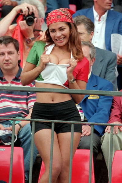 Mexican World Cup 2010 Babe
