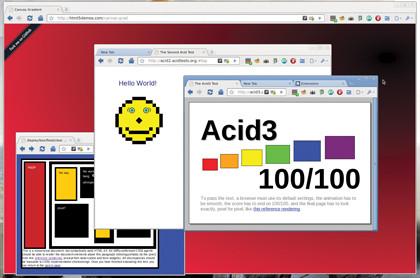 开源也疯狂 八款优秀Linux浏览器推荐