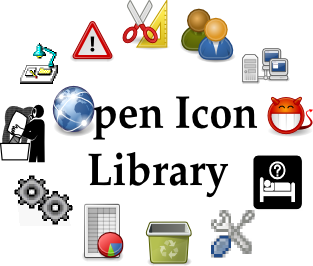 Open Icon Library
