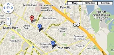 jQuery Google Maps