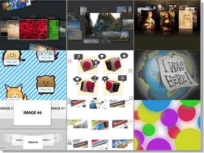 20 个 jQuery 的 3D 特效插件