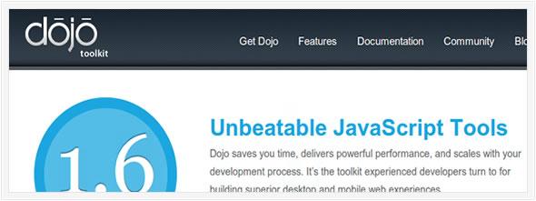 Dojo Javascript Framework